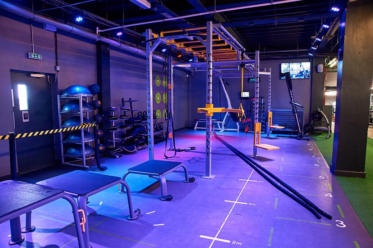 Gym Oxford